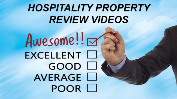 Hospitality Property Review Videos - Member