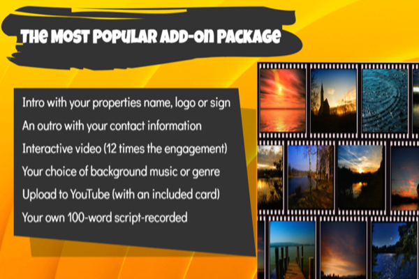 The Most Popular Add-On Package