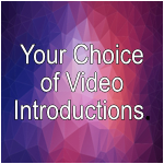Video Introductions - Member