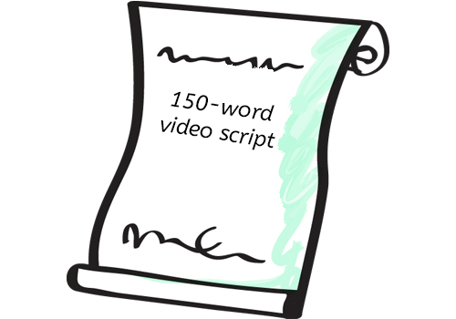 150 Word Video Script - Member