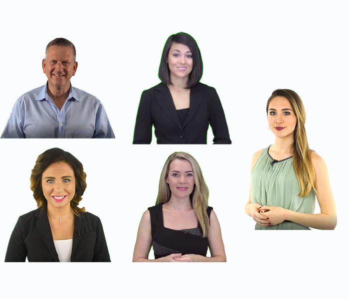 Review Video Spokesperson Introduction